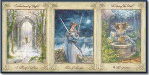 Обзор «Ллевеллин таро» (The Llewellyn Tarot) с фото