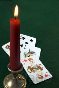 Гадание на будущее на игральных картах