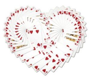 Простое гадание на игральных картах на любовь