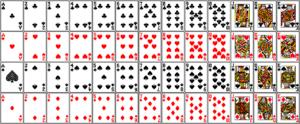 Гадание на замужество на игральных картах