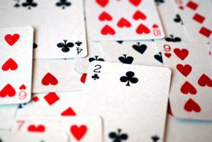 Гадание на работу на игральных картах