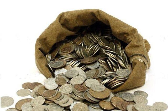 Обряд заговор на серебристую монетку