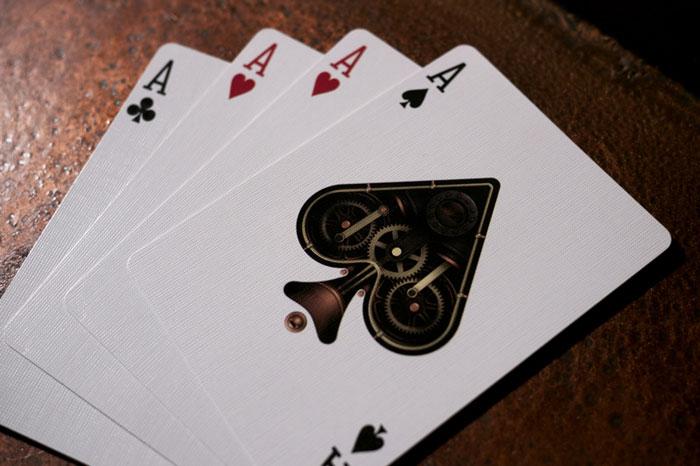 Гадания на игральных картах в Рождество