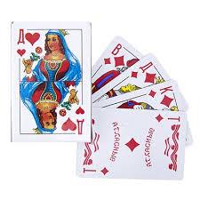 Гадание на человека на игральных картах