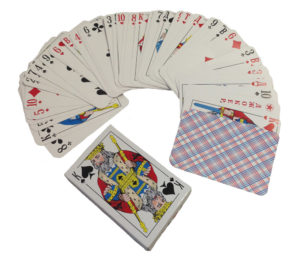 Любовное гадание на короля на игральных картах