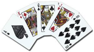 Любовное гадание на игральных картах