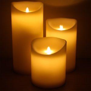Свеча лечит и очищает!