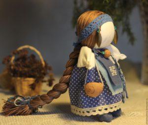 Как сделать куклу-оберег своими руками. Крупеничка