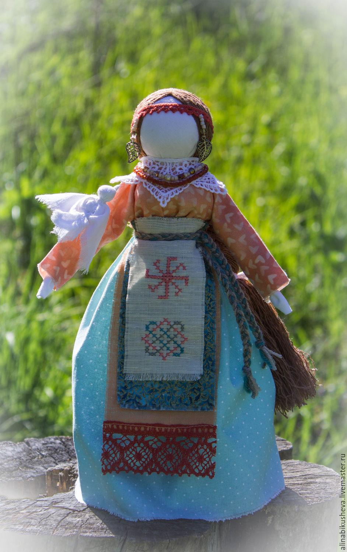 Куклы-обереги на Руси: их виды и значение