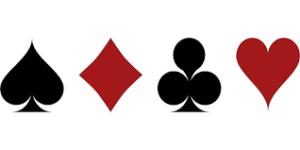 Сочетание игральных карт при гадании