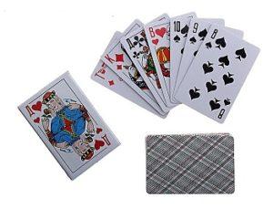Легкое гадание на игральных картах на будущее