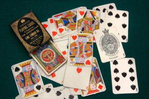 Гадание на игральных картах по имени человека