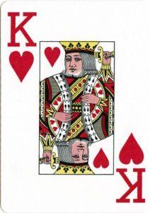 Два гадания на отношение человека на игральных картах