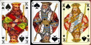 Гадание цыганки Азы на четырех королей