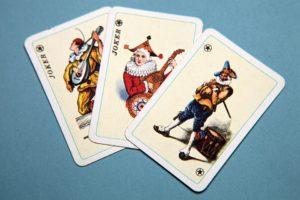 Три карты удачи