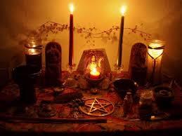 Магический заговор на свечу